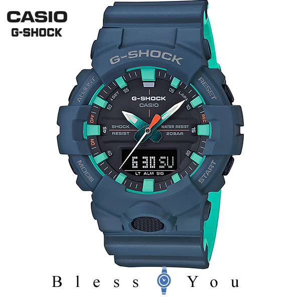 CASIO G-SHOCK カシオ 腕時計 メンズ Gショック 2018年11月新作 GA-800CC-2AJF 16,0