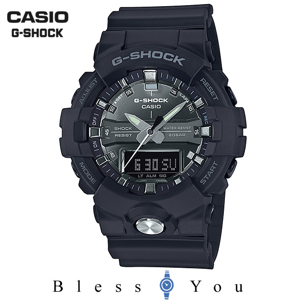 CASIO G-SHOCK カシオ 腕時計 メンズ Gショック 2018年8月新作 GA-810MMA-1AJF 17,0