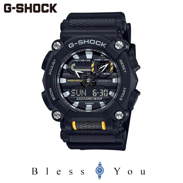 G-SHOCK Gショック 腕時計 メンズ CASIO カシオ 2020年9月 GA-900-1AJF 15,0