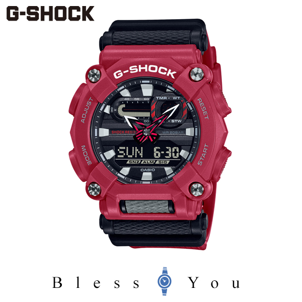 G-SHOCK Gショック 腕時計 メンズ CASIO カシオ 2020年9月 GA-900-4AJF 15,0