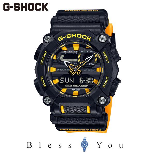 G-SHOCK Gショック 腕時計 メンズ CASIO カシオ 2020年8月 GA-900A-1A9JF 15,0