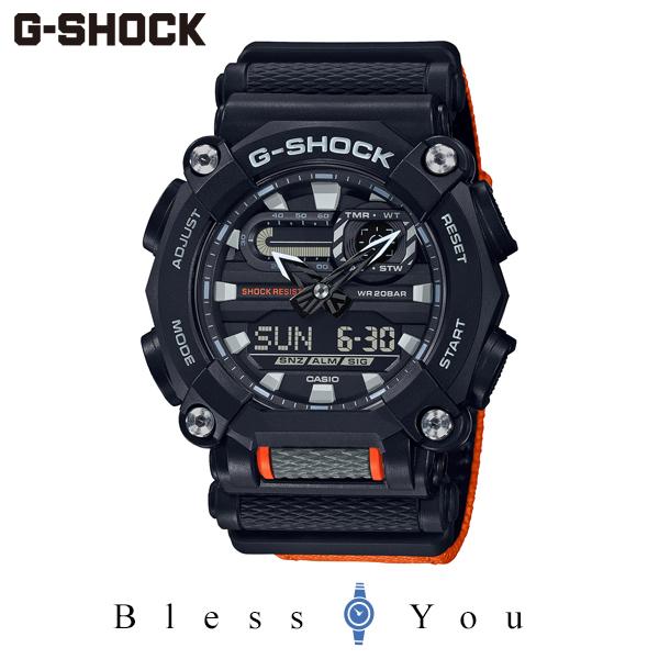 G-SHOCK Gショック 腕時計 メンズ CASIO カシオ 2020年8月 GA-900C-1A4JF 16,0