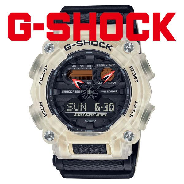 G-SHOCK Gショック 腕時計 メンズ CASIO カシオ 2021年9月 GA-900TS-4AJF 18,0