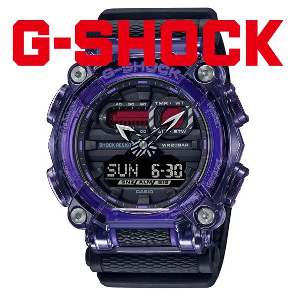 G-SHOCK Gショック 腕時計 メンズ CASIO カシオ 2021年9月 GA-900TS-6AJF 18,0