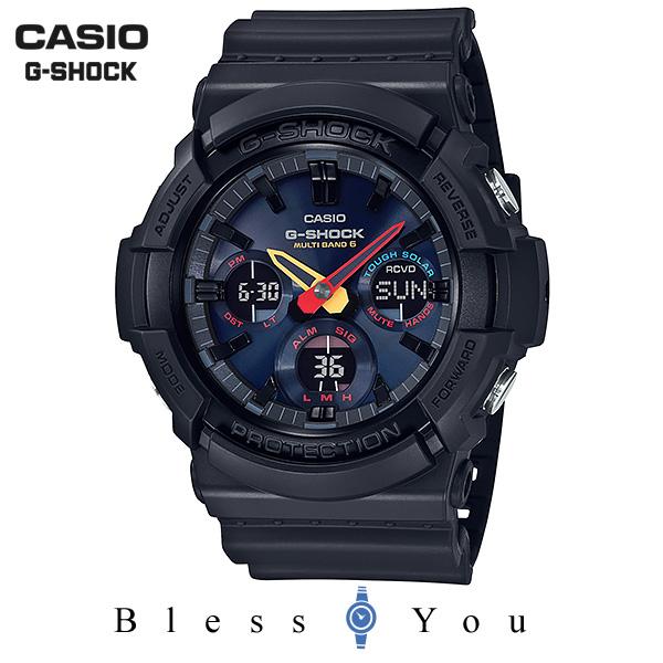 CASIO G-SHOCK カシオ ソーラー電波 腕時計 メンズ Gショック 2019年8月新作 GAW-100BMC-1AJF 25,0