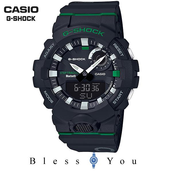 CASIO G-SHOCK カシオ 腕時計 メンズ Gショック 2018年11月新作 G-SQUAD GBA-800DG-1AJF 18,5