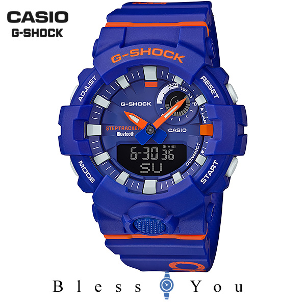 CASIO G-SHOCK カシオ 腕時計 メンズ Gショック 2018年11月新作 G-SQUAD GBA-800DG-2AJF 18,5