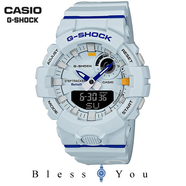 CASIO G-SHOCK カシオ 腕時計 メンズ Gショック 2018年11月新作 G-SQUAD GBA-800DG-7AJF 18,5
