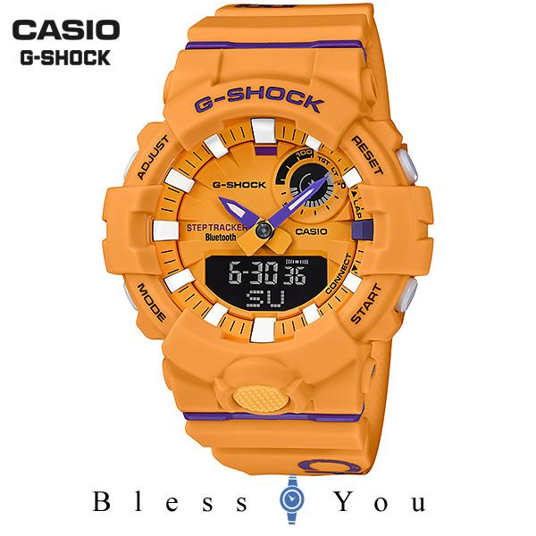 CASIO G-SHOCK カシオ 腕時計 メンズ Gショック 2018年11月新作 G-SQUAD GBA-800DG-9AJF 18,5