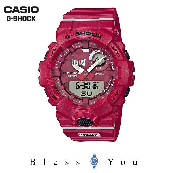 CASIO G-SHOCK カシオ 腕時計 メンズ Gショック 2019年6月新作 エバーラスト GBA-800EL-4AJR 19,5