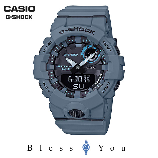 CASIO G-SHOCK カシオ 腕時計 メンズ Gショック 2019年3月新作 G-SQUAD GBA-800UC-2AJF 16,5