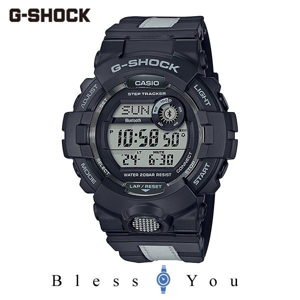 CASIO G-SHOCK カシオ ソーラー電波 腕時計 メンズ Gショック 2019年11月新作 G-SQUAD GBD-800LU-1JF 14,5