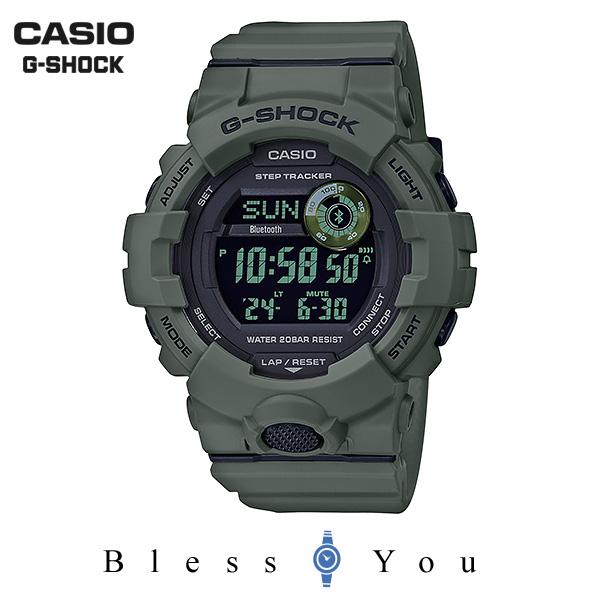 CASIO G-SHOCK カシオ 腕時計 メンズ Gショック 2019年3月新作 G-SQUAD GBD-800UC-3JF 13,5