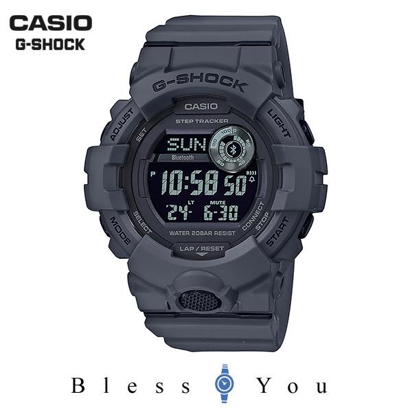 CASIO G-SHOCK カシオ 腕時計 メンズ Gショック 2019年3月新作 G-SQUAD GBD-800UC-8JF 13,5