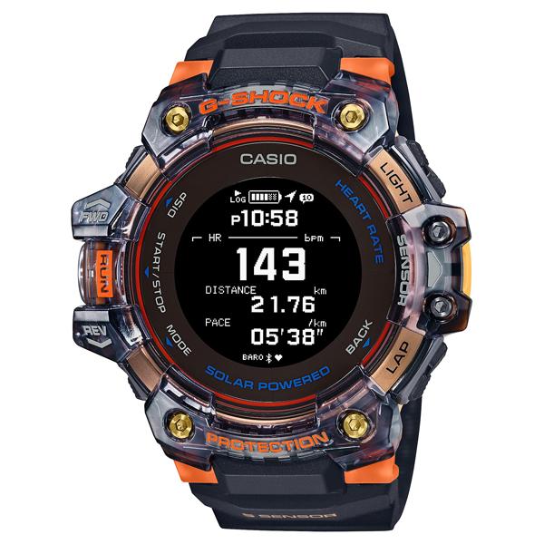 G-SHOCK Gショック 腕時計 メンズ CASIO カシオ 2020年10月新作 GBD-H1000-1A4JR 50,0 G-SQUAD ジー・スクワッド