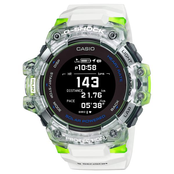G-SHOCK Gショック 腕時計 メンズ CASIO カシオ 2020年10月新作 GBD-H1000-7A9JR 50,0 G-SQUAD ジー・スクワッド
