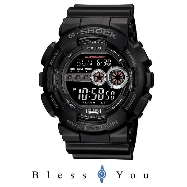 カシオ Gショック 腕時計 G-SHOCK Gショック 新品お取り寄せ GD-100-1BJF ギフト 12600