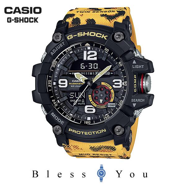 CASIO G-SHOCK カシオ 腕時計 メンズ Gショック 2019年2月新作 WILDLIFE PROMISING ヒョウ GG-1000WLP-1AJR 42,5