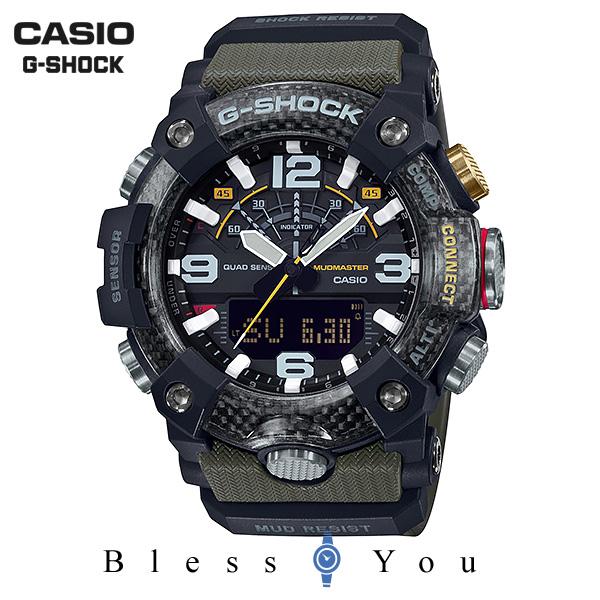 CASIO G-SHOCK カシオ 腕時計 メンズ Gショック 2019年7月新作 マッドマスター GG-B100-1A3JF 45,0