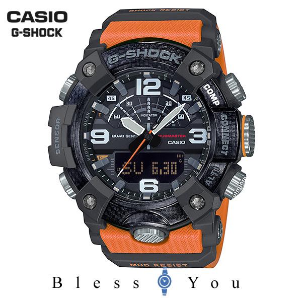 CASIO G-SHOCK カシオ 腕時計 メンズ Gショック 2019年7月新作 マッドマスター GG-B100-1A9JF 45,0