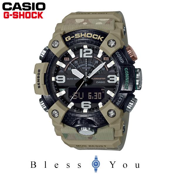 G-SHOCK Gショック 腕時計 メンズ CASIO カシオ マッドマスター BRTISH ARMYタイアップ 限定 2020年4月新作 GG-B100BA-1AJR 52,0