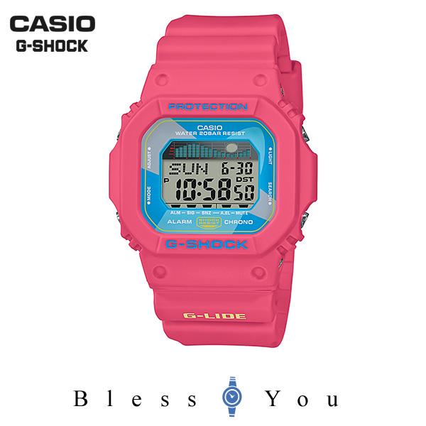 CASIO G-SHOCK カシオ 腕時計 メンズ Gショック 2019年5月新作 G-LIDE GLX-5600VH-4JF 12,5