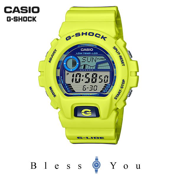 CASIO G-SHOCK カシオ 腕時計 メンズ Gショック 2019年5月新作 G-LIDE GLX-6900SS-9JF 12,5