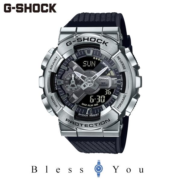 G-SHOCK Gショック 腕時計 メンズ CASIO カシオ 2020年8月新作 GM-110-1AJF 24.0