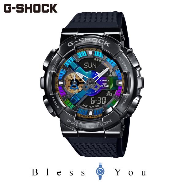 G-SHOCK Gショック 腕時計 メンズ CASIO カシオ 2020年8月新作 GM-110B-1AJF 27.0