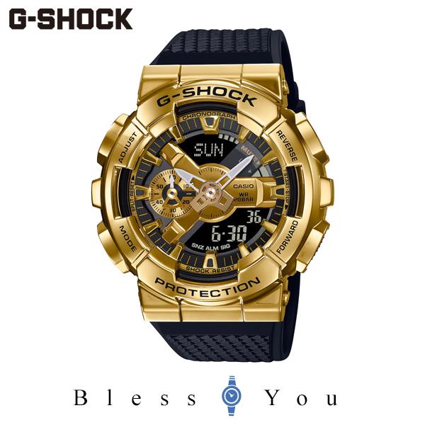 G-SHOCK Gショック 腕時計 メンズ CASIO カシオ 2020年8月新作 GM-110G-1A9JF 27.0