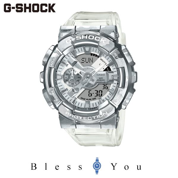 G-SHOCK Gショック 腕時計 メンズ CASIO カシオ 2020年9月 GM-110SCM-1AJF 27.0