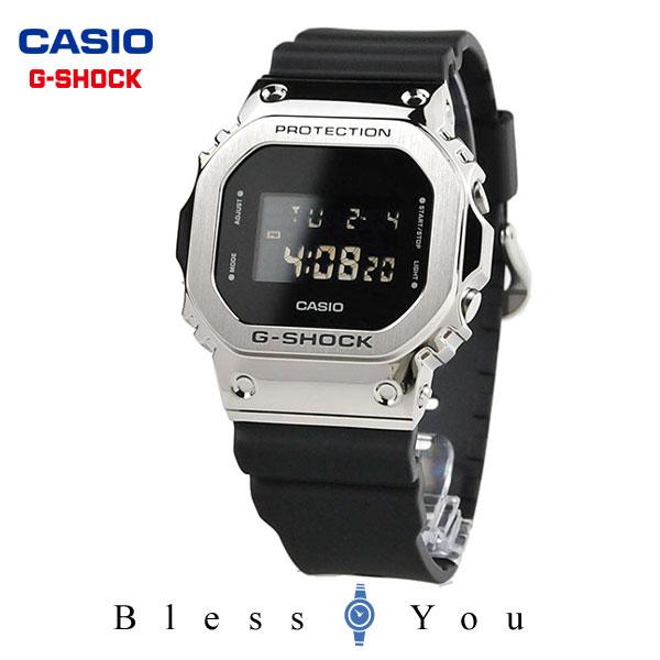 gショック カシオ 腕時計 メンズ メタルベゼル GM-5600-1JF 22,0