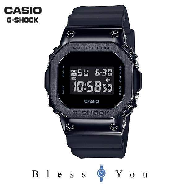 CASIO G-SHOCK カシオ 腕時計 メンズ Gショック メタルベゼル 2019年9月新作 GM-5600B-1JF 24,0