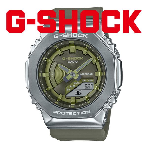 CASIO G-SHOCK カシオ 腕時計 メンズ Gショック 2021年8月 GM-S2100-3AJF 22,0