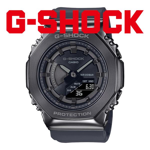 CASIO G-SHOCK カシオ 腕時計 メンズ Gショック 2021年8月 GM-S2100B-8AJF 24,0