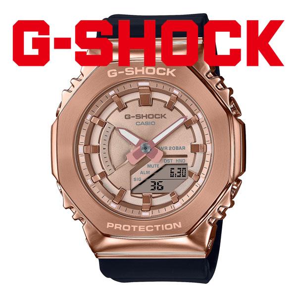 CASIO G-SHOCK カシオ 腕時計 メンズ Gショック 2021年8月 GM-S2100PG-1A4JF 24,0