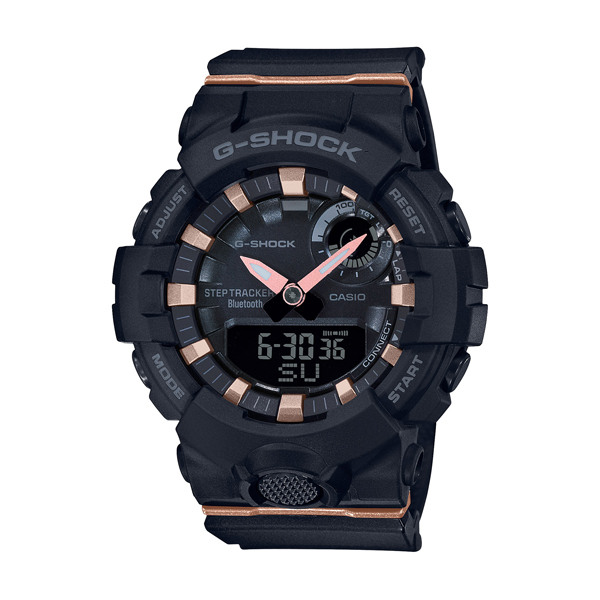 G-SHOCK Gショック 腕時計 メンズ CASIO カシオ 2020年7月 GMA-B800-1AJR 16,5