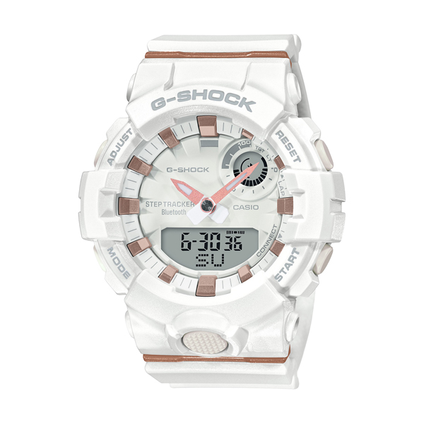 G-SHOCK Gショック 腕時計 メンズ CASIO カシオ 2020年7月 GMA-B800-7AJR 16,5