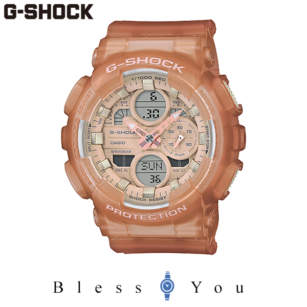 G-SHOCK Gショック 腕時計 メンズ CASIO カシオ 2020年5月新作 GMA-S140NC-5A1JF 14,5