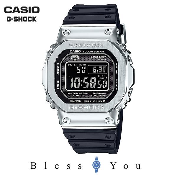 CASIO G-SHOCK カシオ ソーラー電波 腕時計 メンズ Gショック 2018年6月新作 GMW-B5000-1JF 50,0
