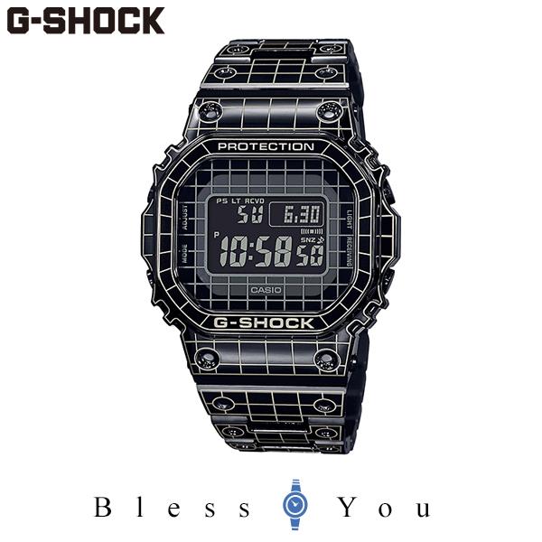CASIO G-SHOCK カシオ 電波ソーラー 腕時計 メンズ Gショック 2020年5月 GMW-B5000CS-1JR 88,0