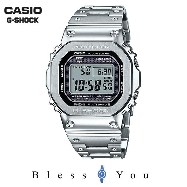 CASIO G-SHOCK カシオ 電波ソーラー 腕時計 メンズ Gショック 2018年4月新作 GMW-B5000D-1JF 60,0