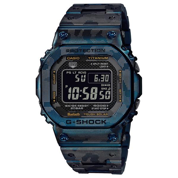 G-SHOCK Gショック ソーラー電波 腕時計 メンズ CASIO カシオ 2020年10月新作 GMW-B5000TCF-2JR 155,0