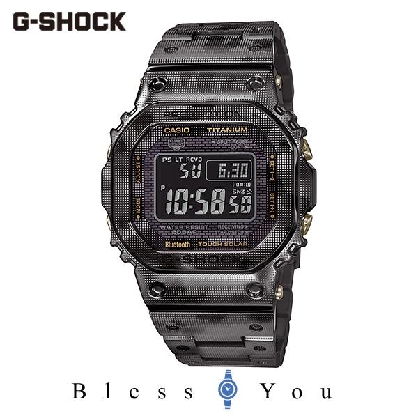 CASIO G-SHOCK カシオ ソーラー電波 腕時計 メンズ Gショック 2019年11月新作 チタン カモフラージュ GMW-B5000TCM-1JR 175,0