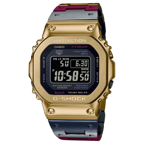 G-SHOCK Gショック ソーラー電波 腕時計 メンズ CASIO カシオ 2021年4月 GMW-B5000TR-9JR 175,0