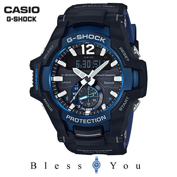 CASIO G-SHOCK グラビティマスター カシオ 腕時計 メンズ Gショック 2018年7月新作 GR-B100-1A2JF 40,0