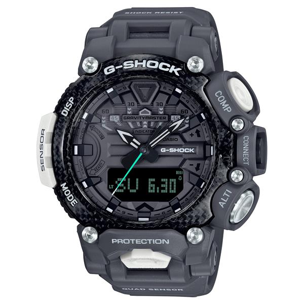 G-SHOCK グラビティマスター カシオ 腕時計 メンズ Gショック 2020年10月新作 GR-B200RAF-8AJR 48,0