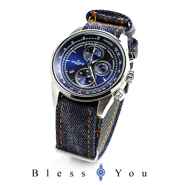 グランドール プラス 腕時計 メンズ GRP001D1 17,8
