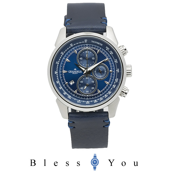 グランドール プラス 腕時計 メンズ GRP001W2 17,8