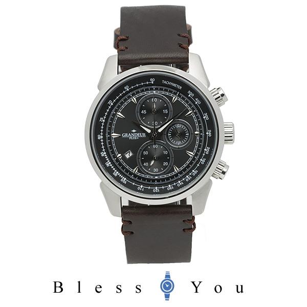 グランドール プラス 腕時計 メンズ GRP001W3 17,8